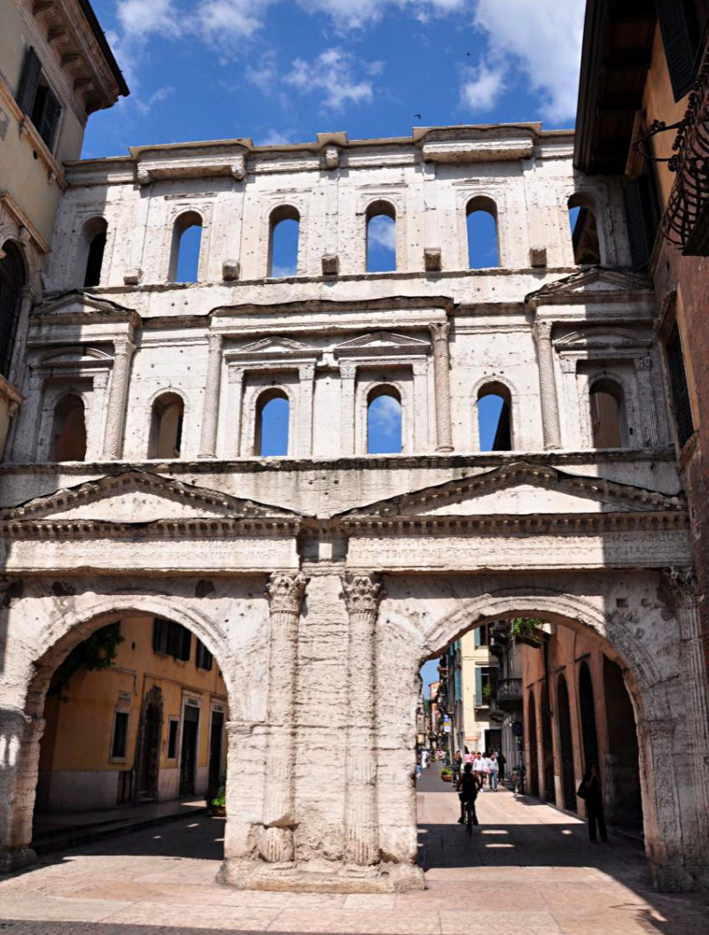 Порта Борсари (Porta Borsari)