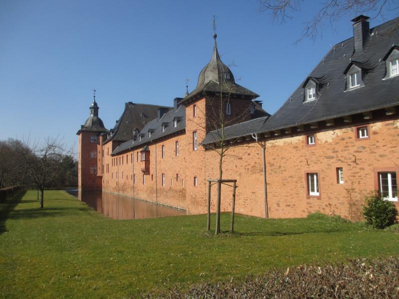 Замок Адольфсбург