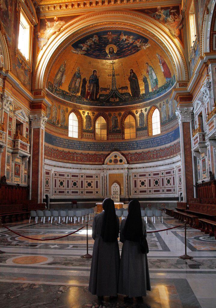 Кафедра папы римского