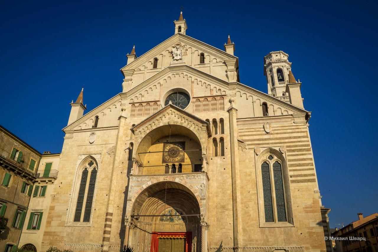 Кафедральный собор (Duomo di Verona)