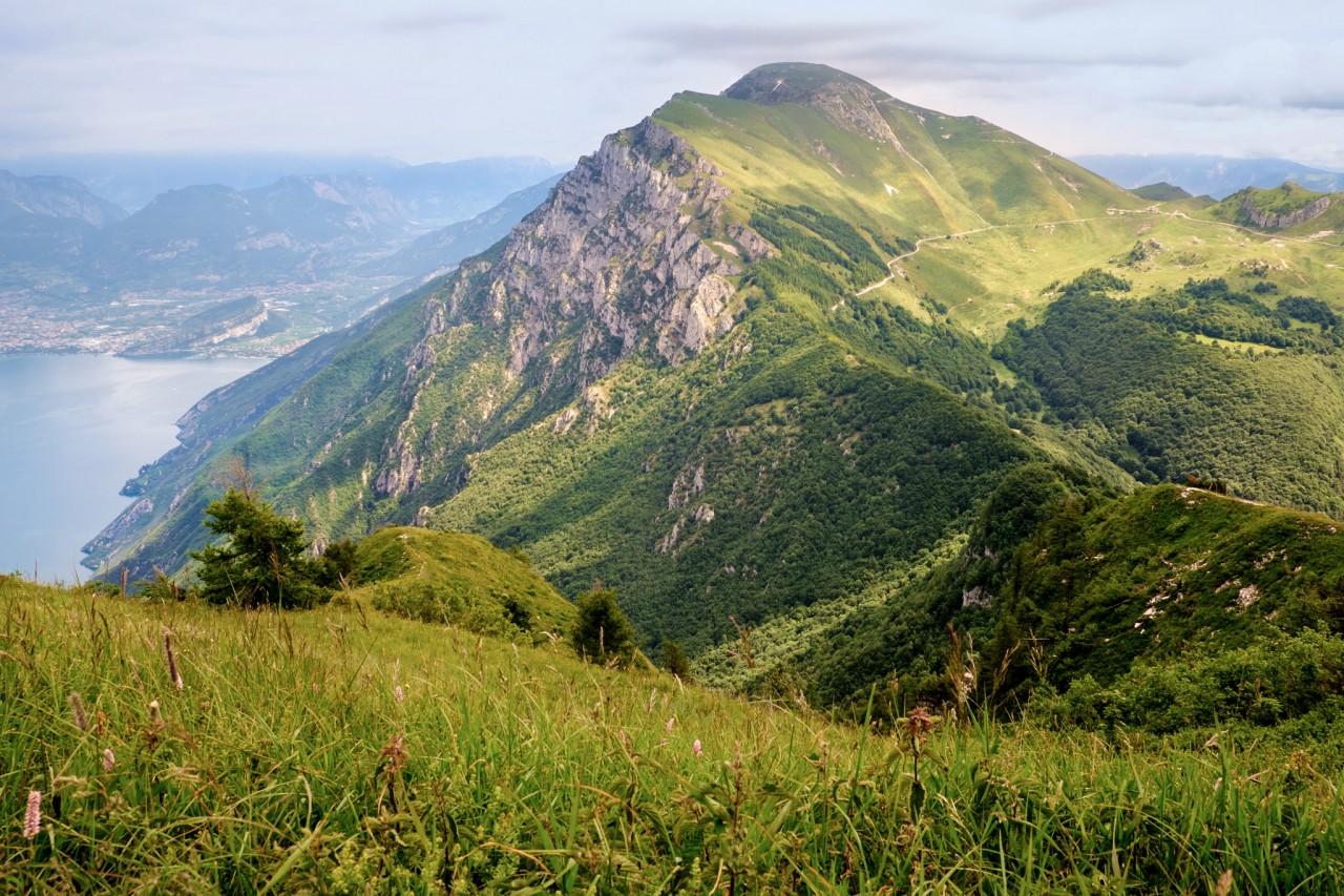 Гора Монте Бальдо