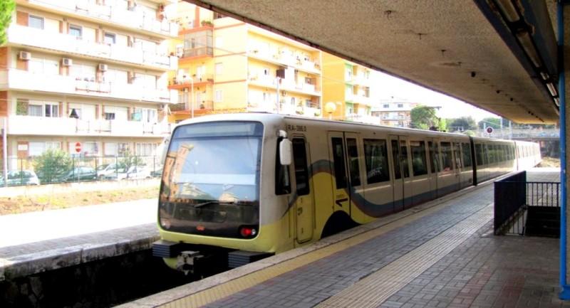 Станция Лидо Чентро (Lido Centro)
