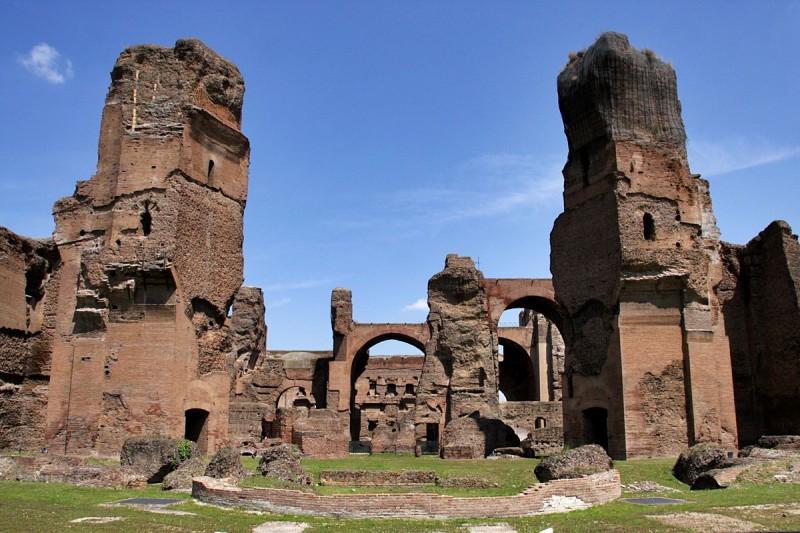 Термы Каракаллы (Terme di Caracalla)