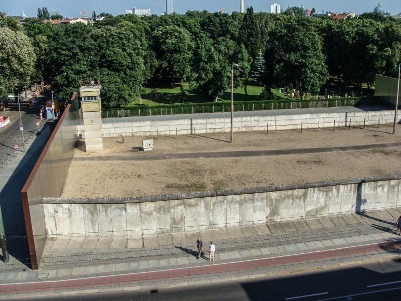 Мемориальный комплекс «Берлинская стена»