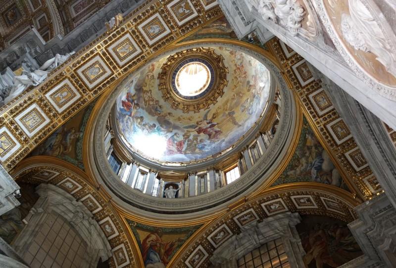 Собор Святого Петра (Basilica Sancti Petri) в Ватикане