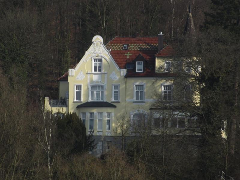 Дом на берегу озера Бигезее
