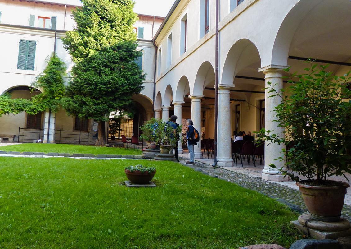 Монастырь Сан-Франческо Аль Корсо (Convento di San Francesco al Corso)