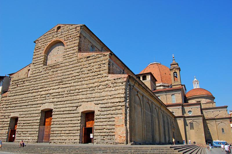 Базилика Сан-Лоренцо (Basilica di San Lorenzo)