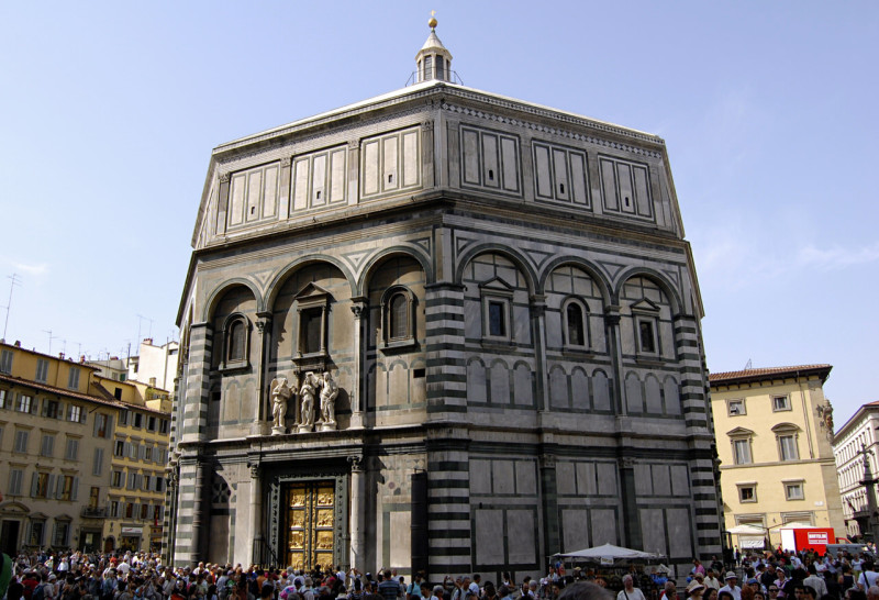 Баптистерий Святого Иоанна Крестителя (Battistero di San Giovanni)