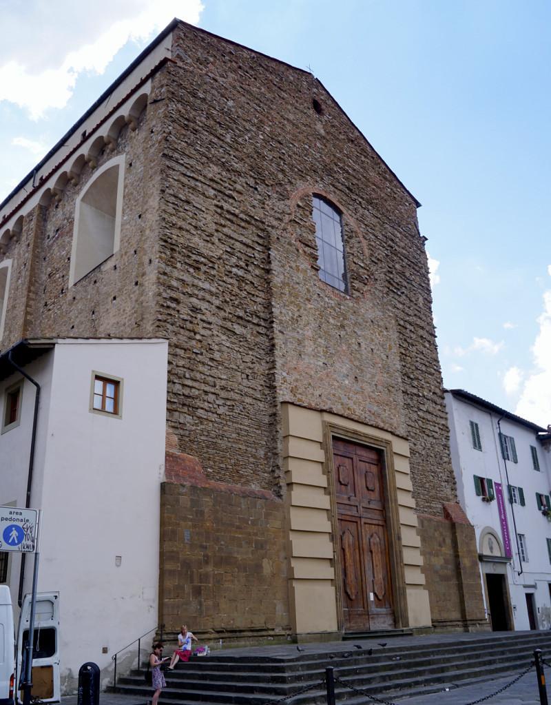 Церковь Санта Мария дель Кармине (Santa Maria del Carmine)