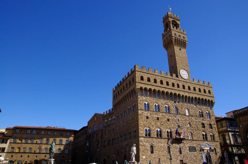 Дворец Веккьо (Palazzo Vecchio)