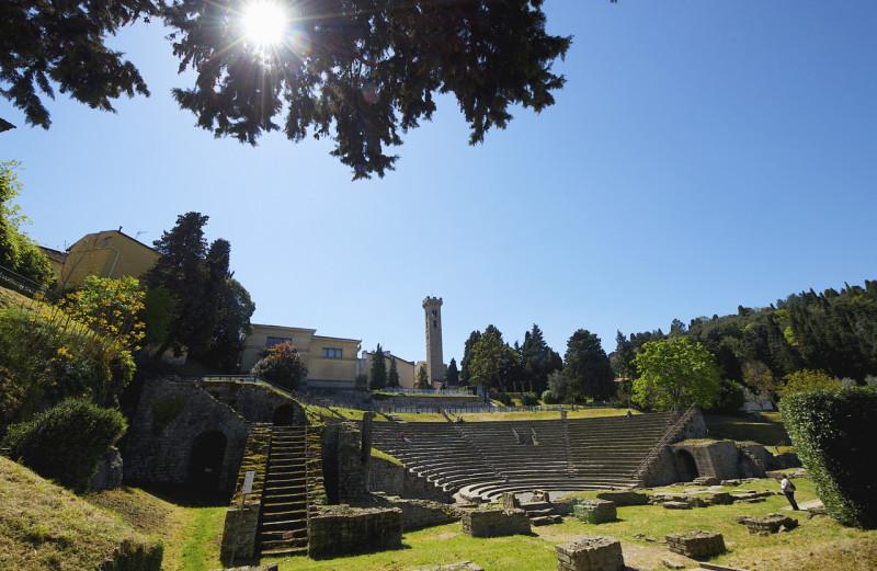 Город Фьезоле (Fiesole)