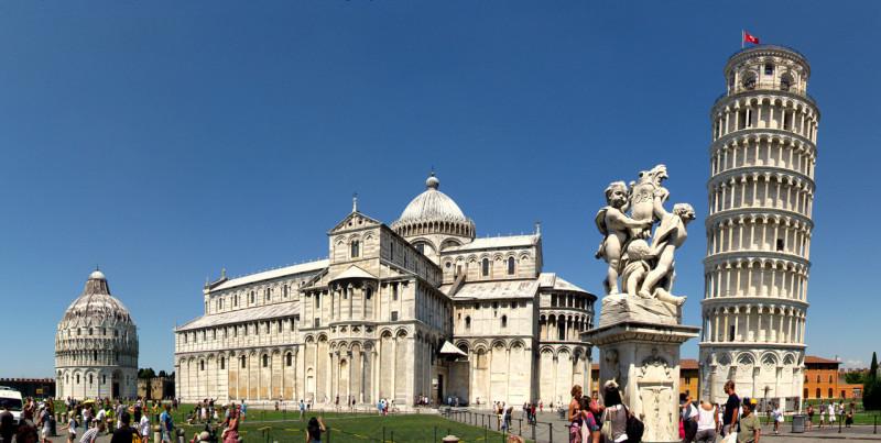 Город Пиза (Pisa)