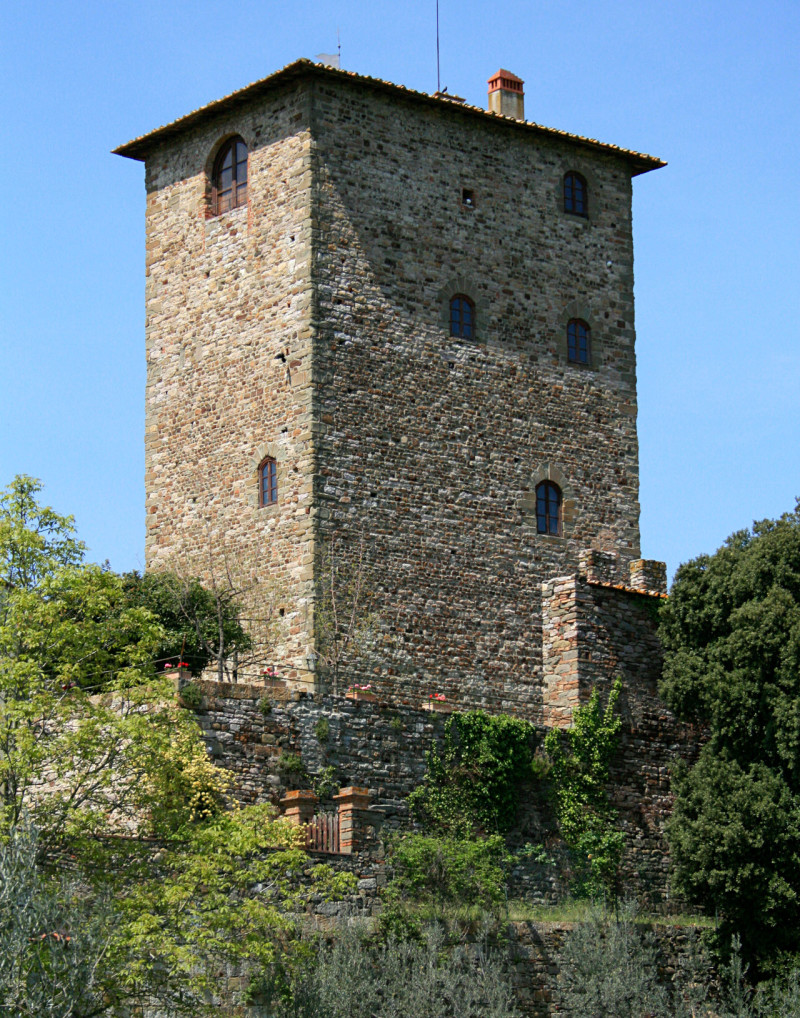 Замок ди Муньяна