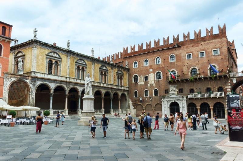 Площадь Синьории (Piazza dei Signori)