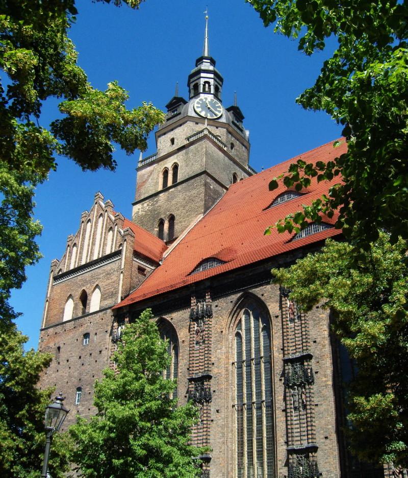 Церковь Святой Катерины (Katharinenkirche)