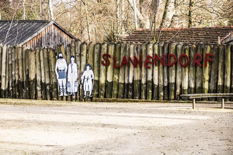 Славянская деревня (Förderverein Slawendorf)