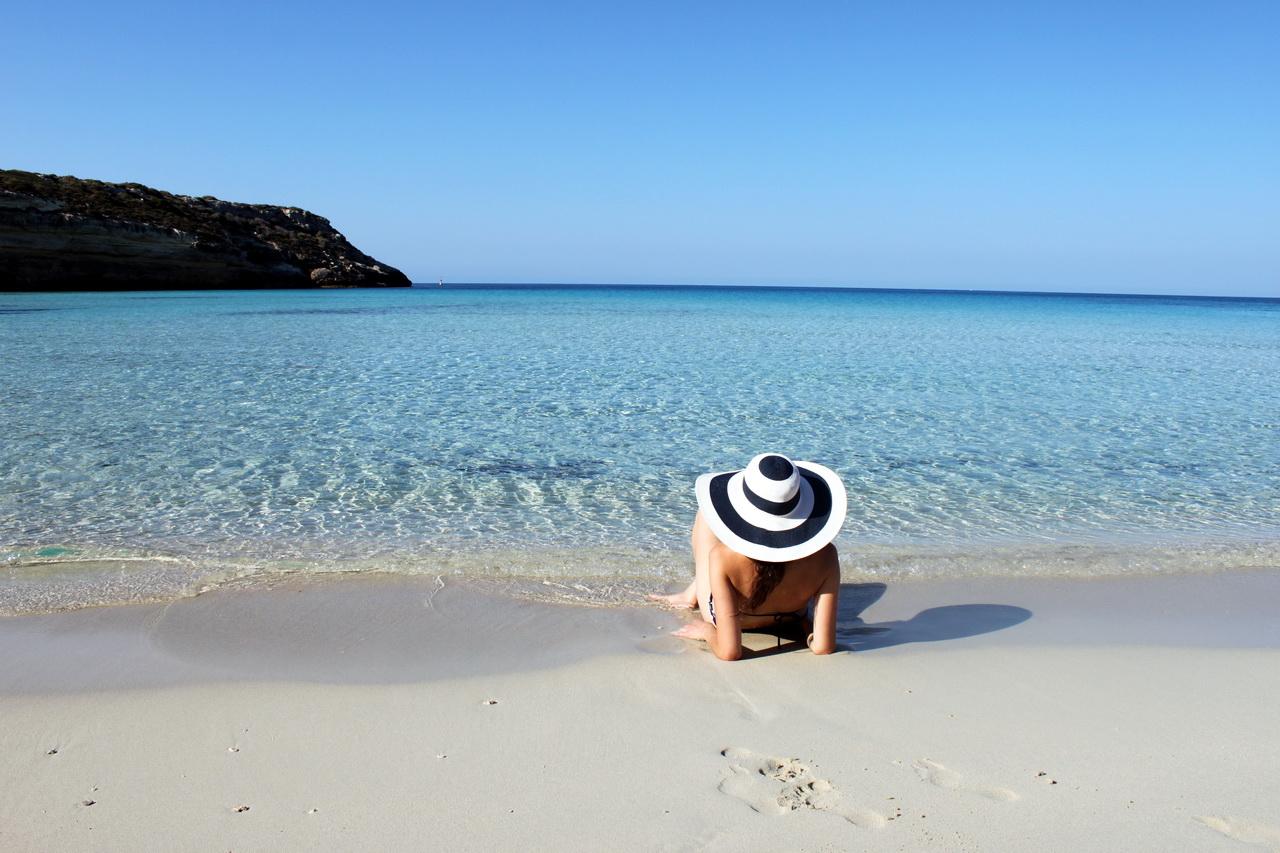 ТОР 10 самых красивых пляжей Италии