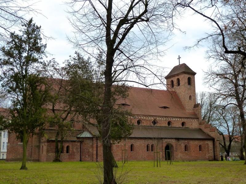 Церковь Святого Николая (St.-Nikolaikirche)