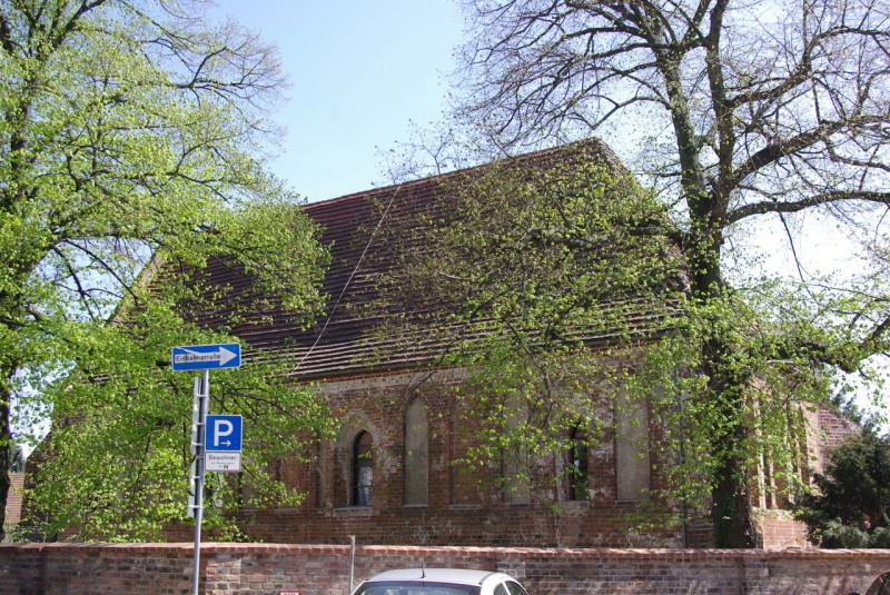 Часовня Святого Петри (Kapelle Sankt Petri)