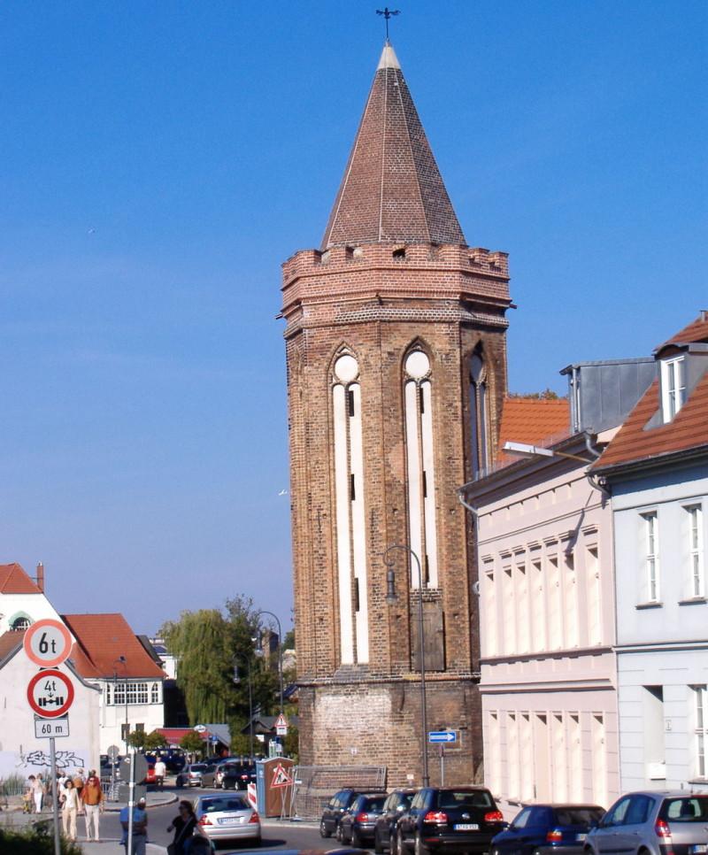 Мюлентортурм (Neustädtische Mühlentorturm)