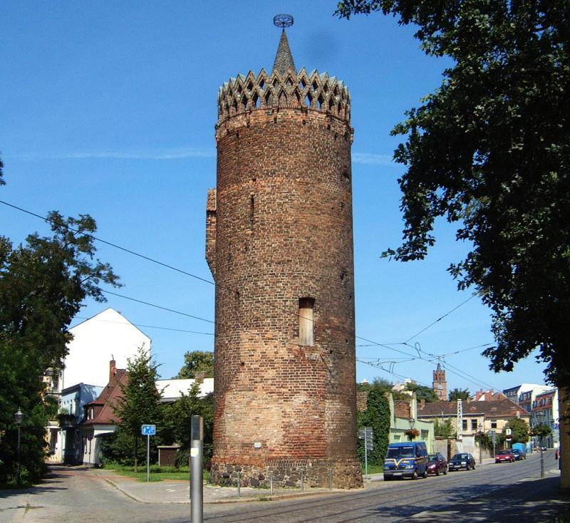 Плауэртортурм (Plauer Torturm)