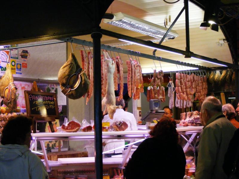 Продуктовый рынок Di Sant'Ambrogio