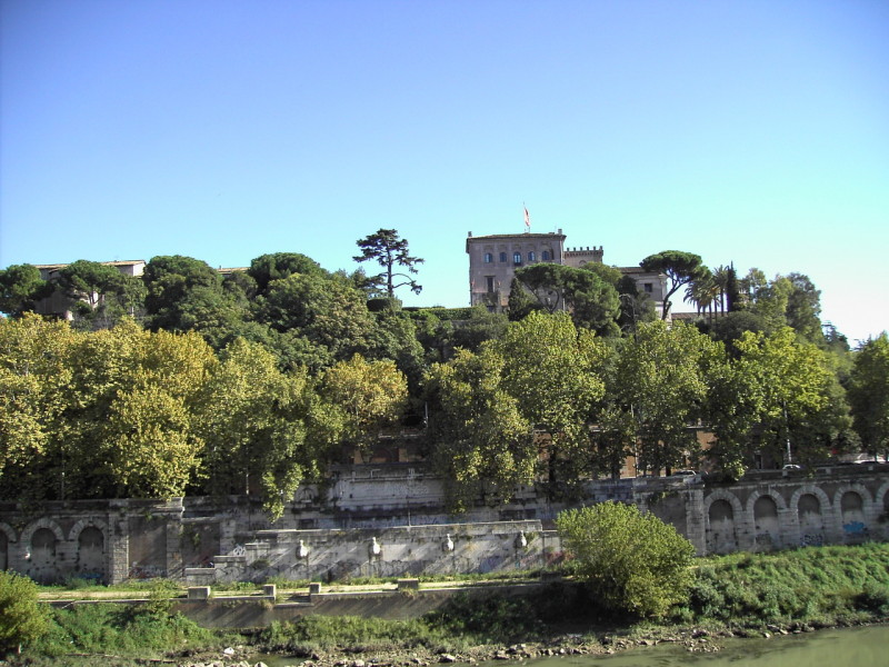 Дворец Мальтийских рыцарей (Villa del Priorato di Malta)