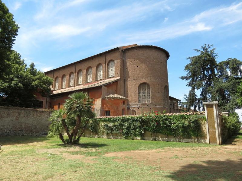 Базилика Святой Сабины (Basilica di Santa Sabina)