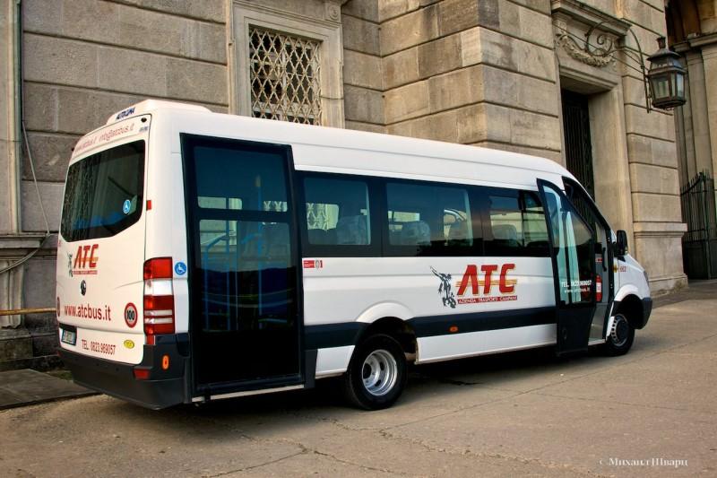 Просто автобус