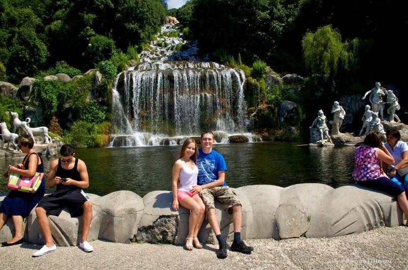 Самый крутой фонтан — Diana e Atteone