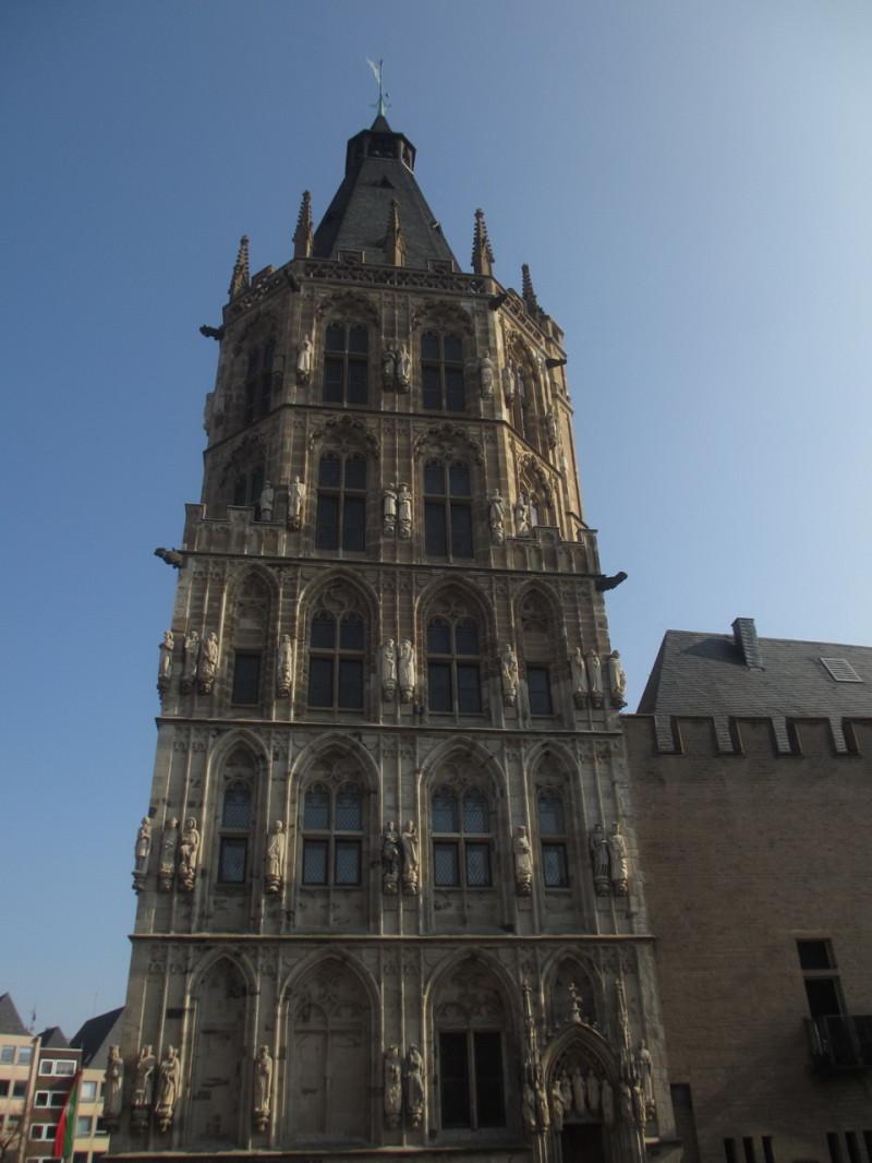 Старая городская ратуша Кельна