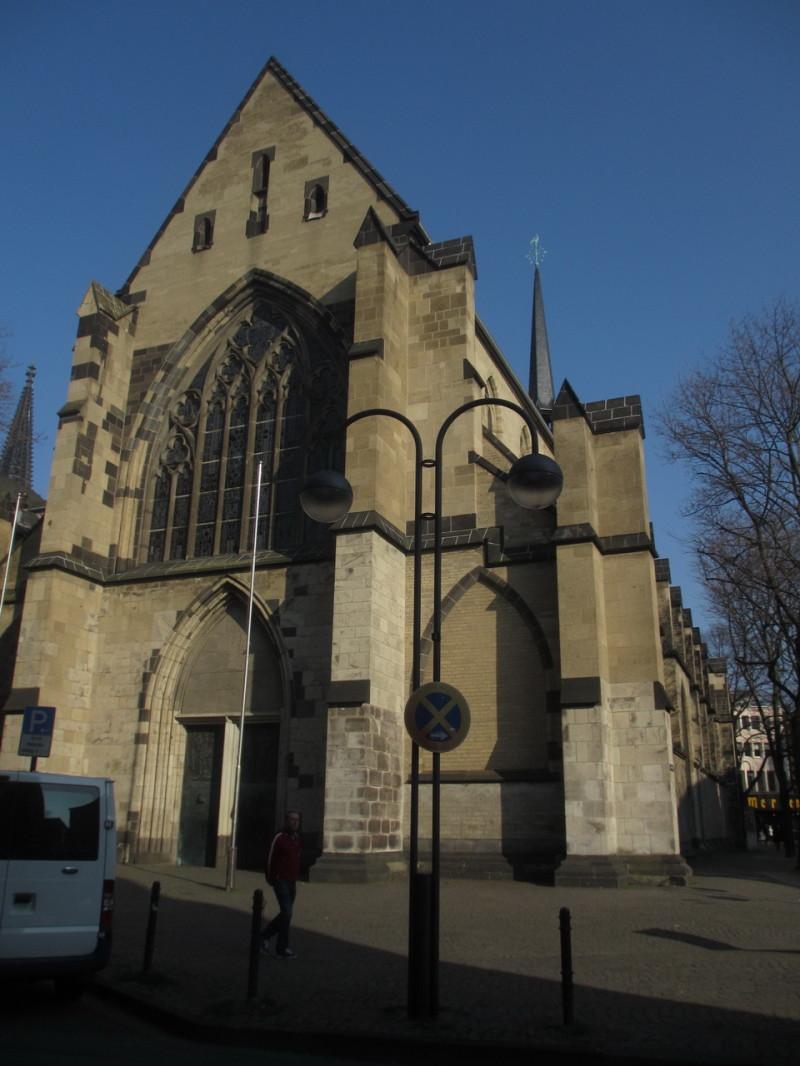 Церковь в Кельне