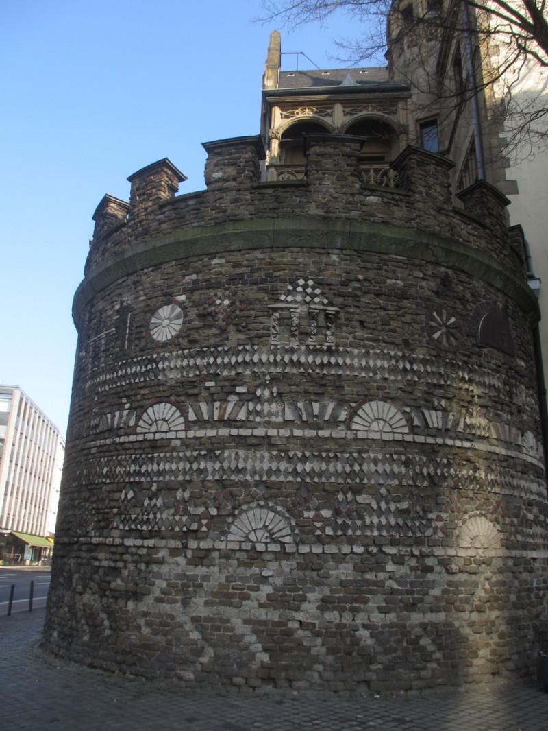 Римская сторожевая башня