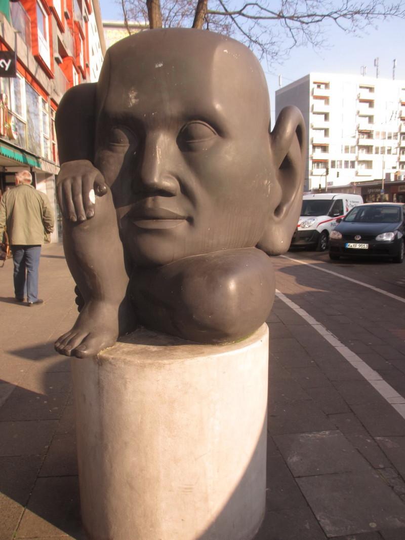 Памятник мутантам