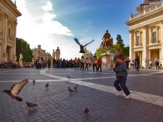 Детский маршрут по Риму. Чем заинтересовать маленького туриста?