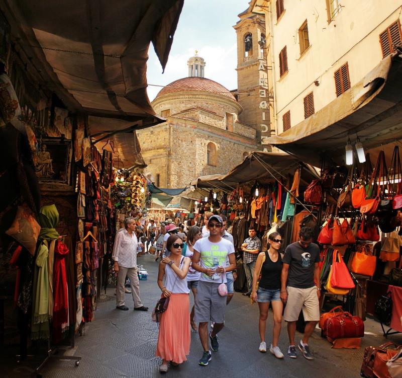 Рынок San-Lorenzo