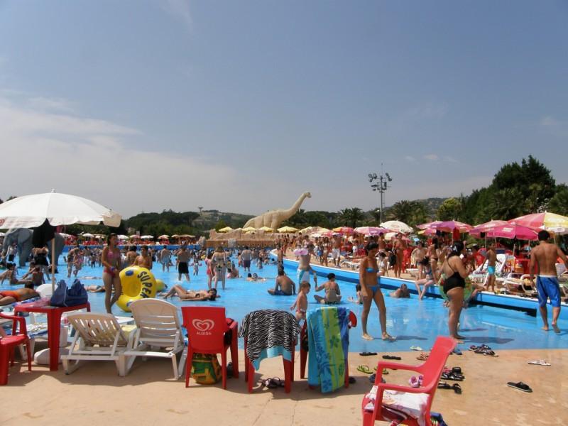 Водный парк Aquapiper