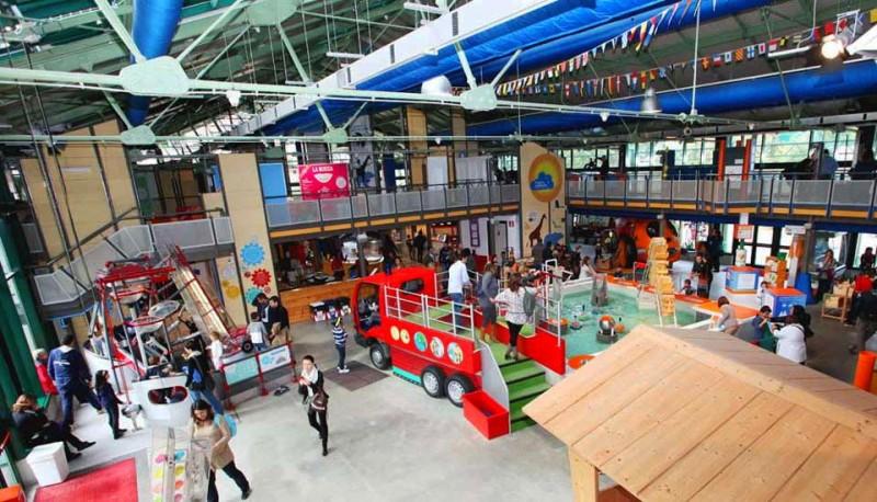 Детский музей Explora