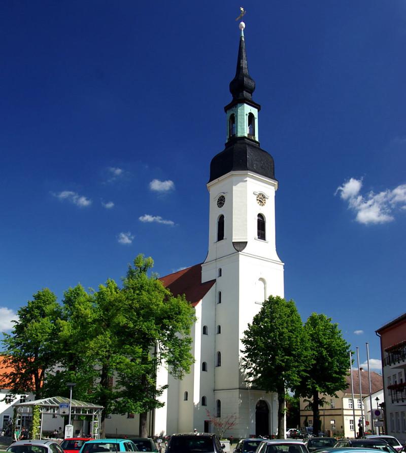 Церковь св. Николая (Nicolaikirche)