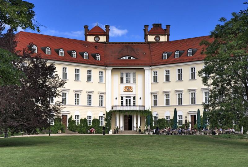 Замок Люббенау (Schloss Lübbenau)