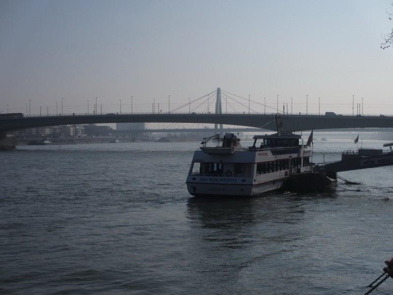 Речной кораблик «Jan von Verth»