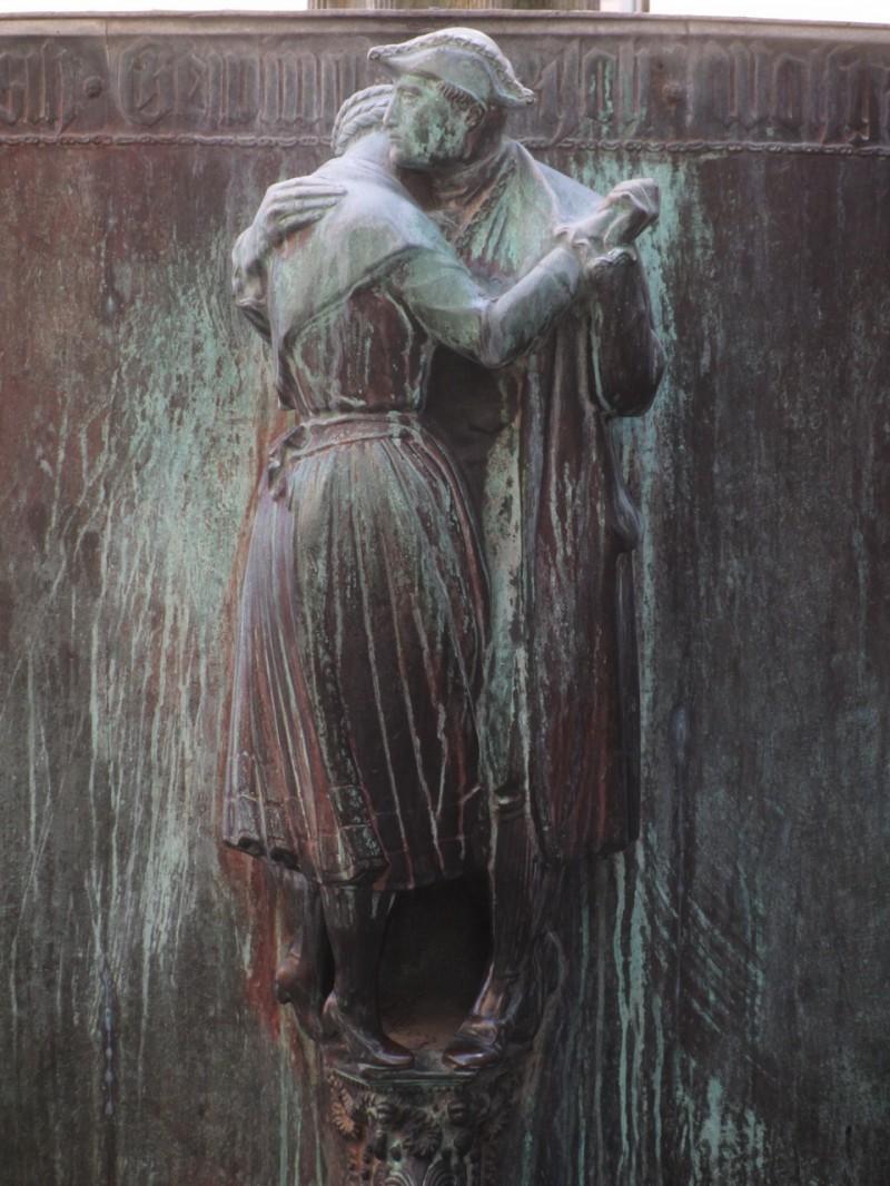 Фрагмент Карнавального фонтана