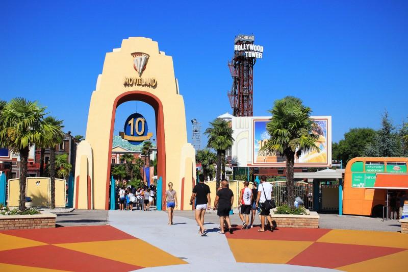 Парк развлечений Movieland