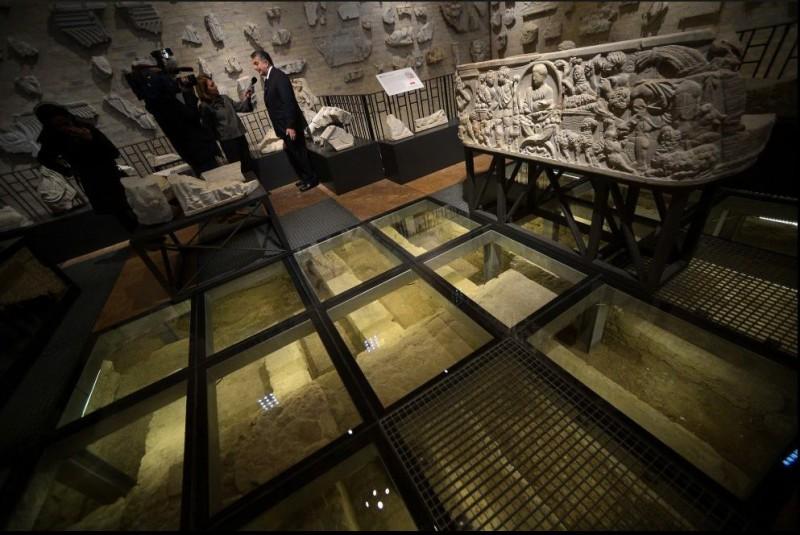 Катакомбы Рима (Catacombe di Roma)