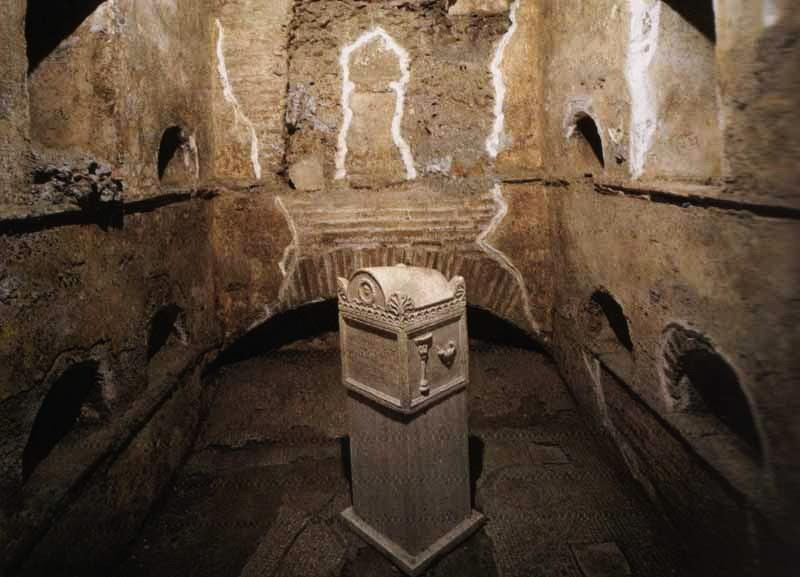 Некрополи Ватикана (Necropoli Vaticana)