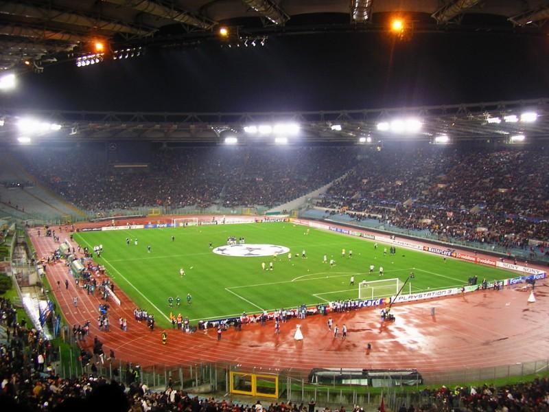 Олимпийский стадион (Stadio Olimpico)