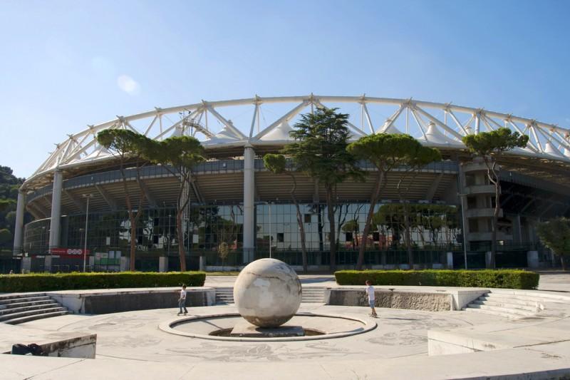 Олимпийский стадион Рима