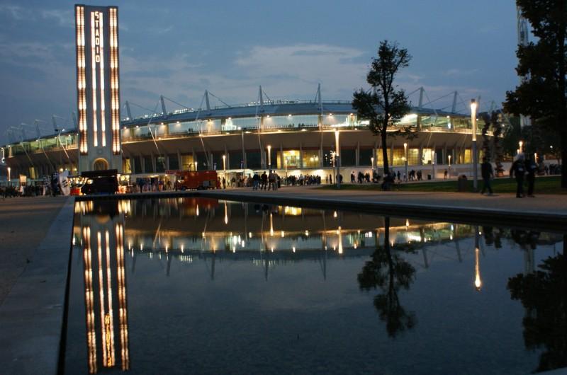 олимпийский стадион москва вместимость
