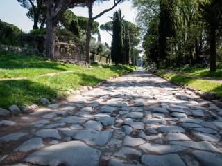 Маршрут по Аппиевой дороге в Риме